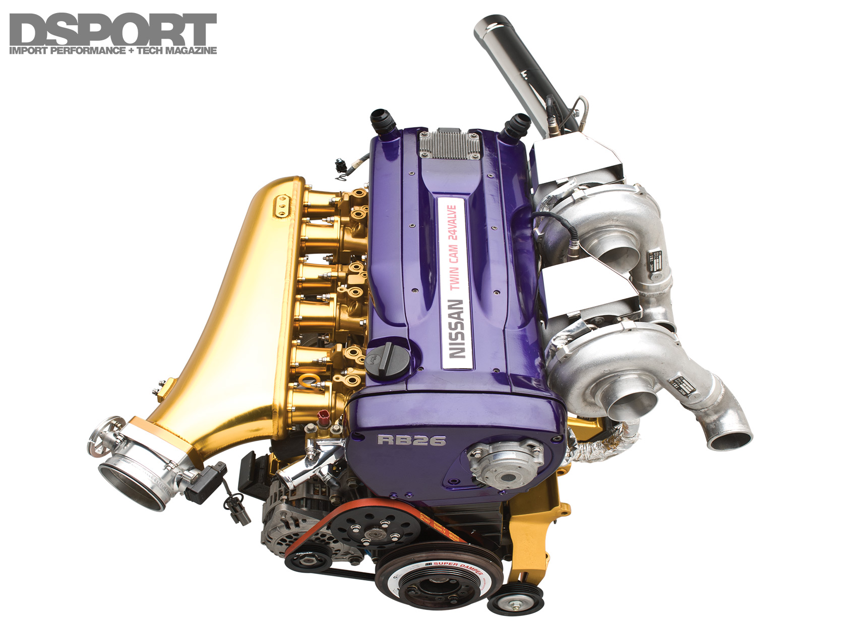 Engine 101 Part 1 Basics For Dummies V8 Car Diagram Information Knowledge Is Power 1000 Hp Rb26 On Stand