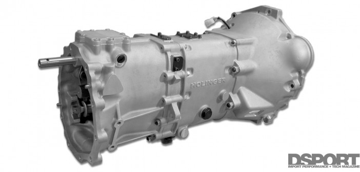Holinger GTR Sequential 6- Speed
