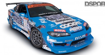 Kazama S15 D1 drift car