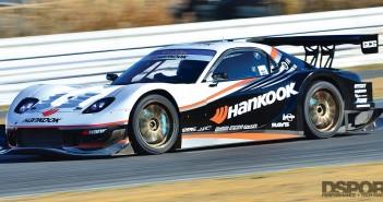 Revolution Mazda RX-7 on track
