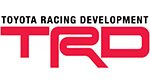 TRD logo for the FR-S/BRZ Intake Showcase