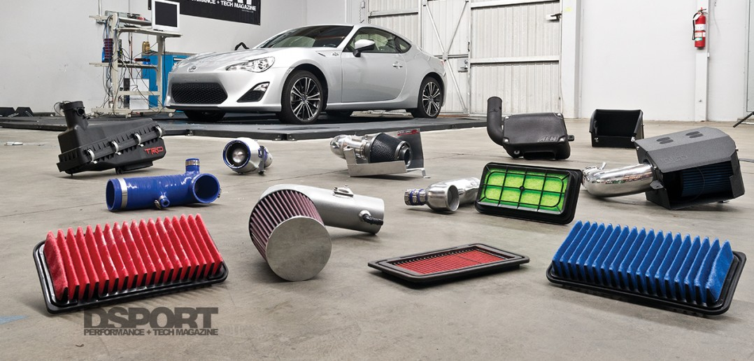 Intake Showcase for FR-S/BRZ