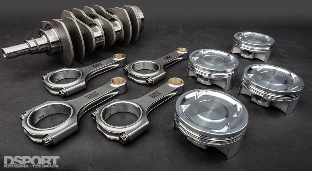 Rotating Assembly parts
