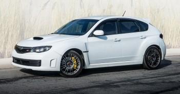 E85 Flex Fuel Tuning for Subaru STi