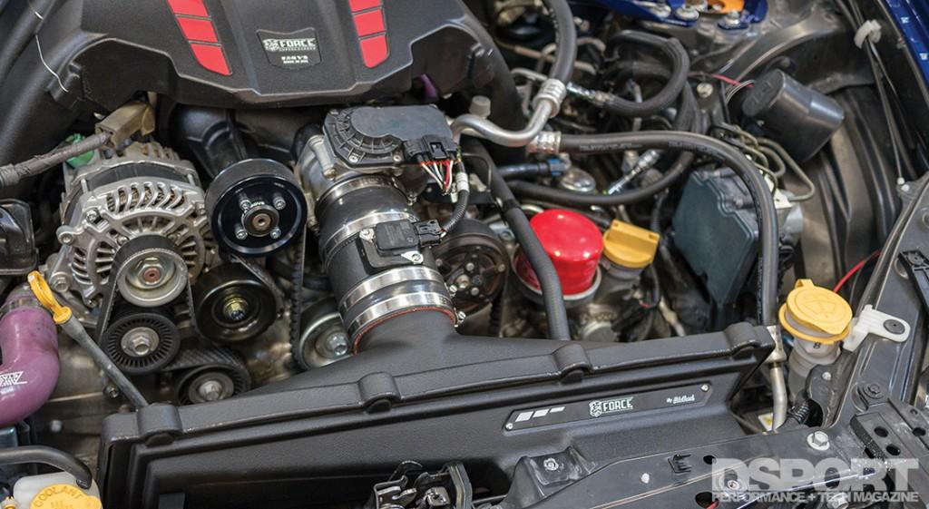 Edelbrock Supercharger K&N Filter