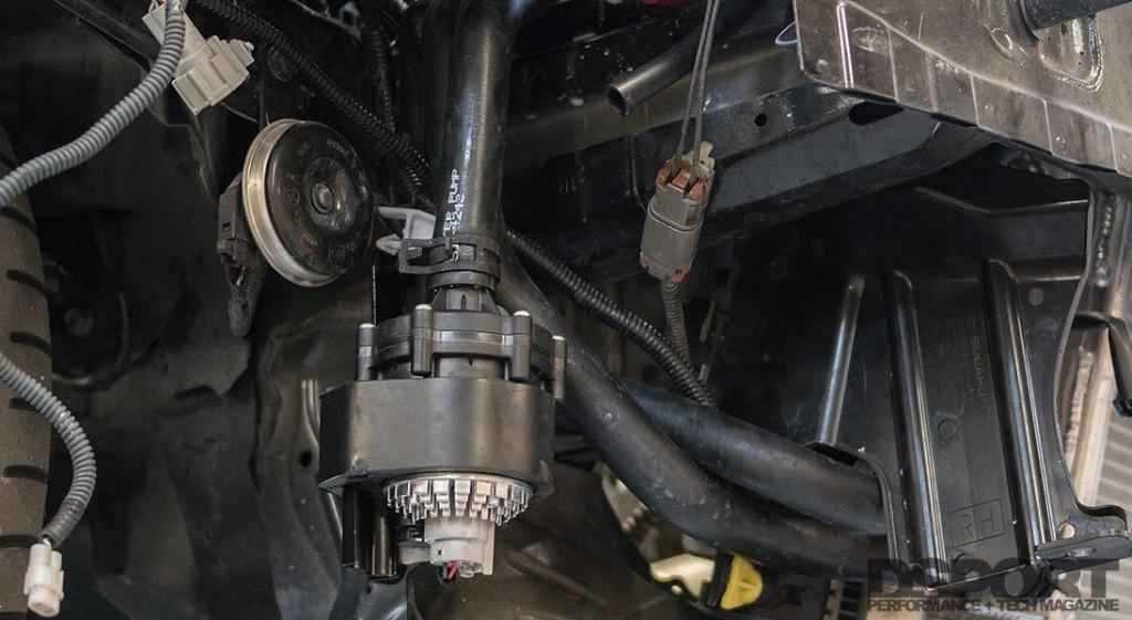 Edelbrock Supercharger Water Pump