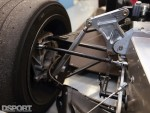 Suspension on the NP01