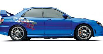 Twin charged Suabru WRX STI turbocharged and supercharged