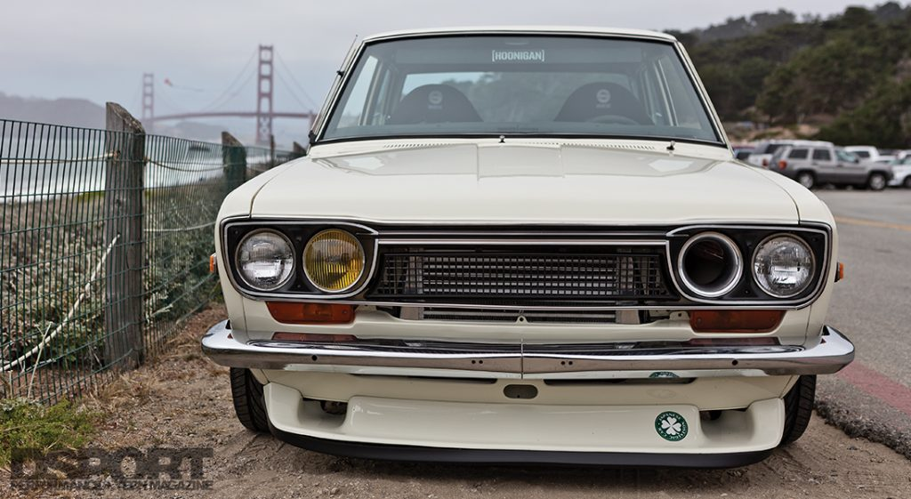 Datsun 510 With A Sr20 Swap
