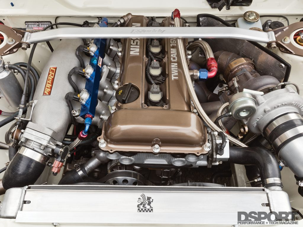 SR20 in the Datsun 510