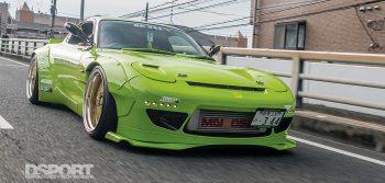 RE Miyoshi Mazda RX7