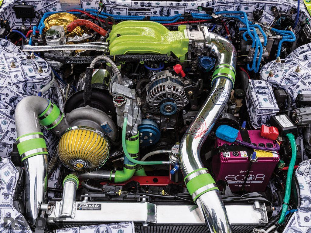 RE Miyoshi Mazda RX7 13B-REW