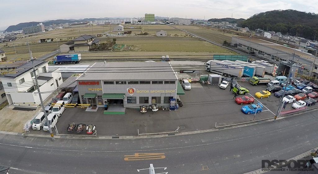 RE Miyoshi Aerial Shot