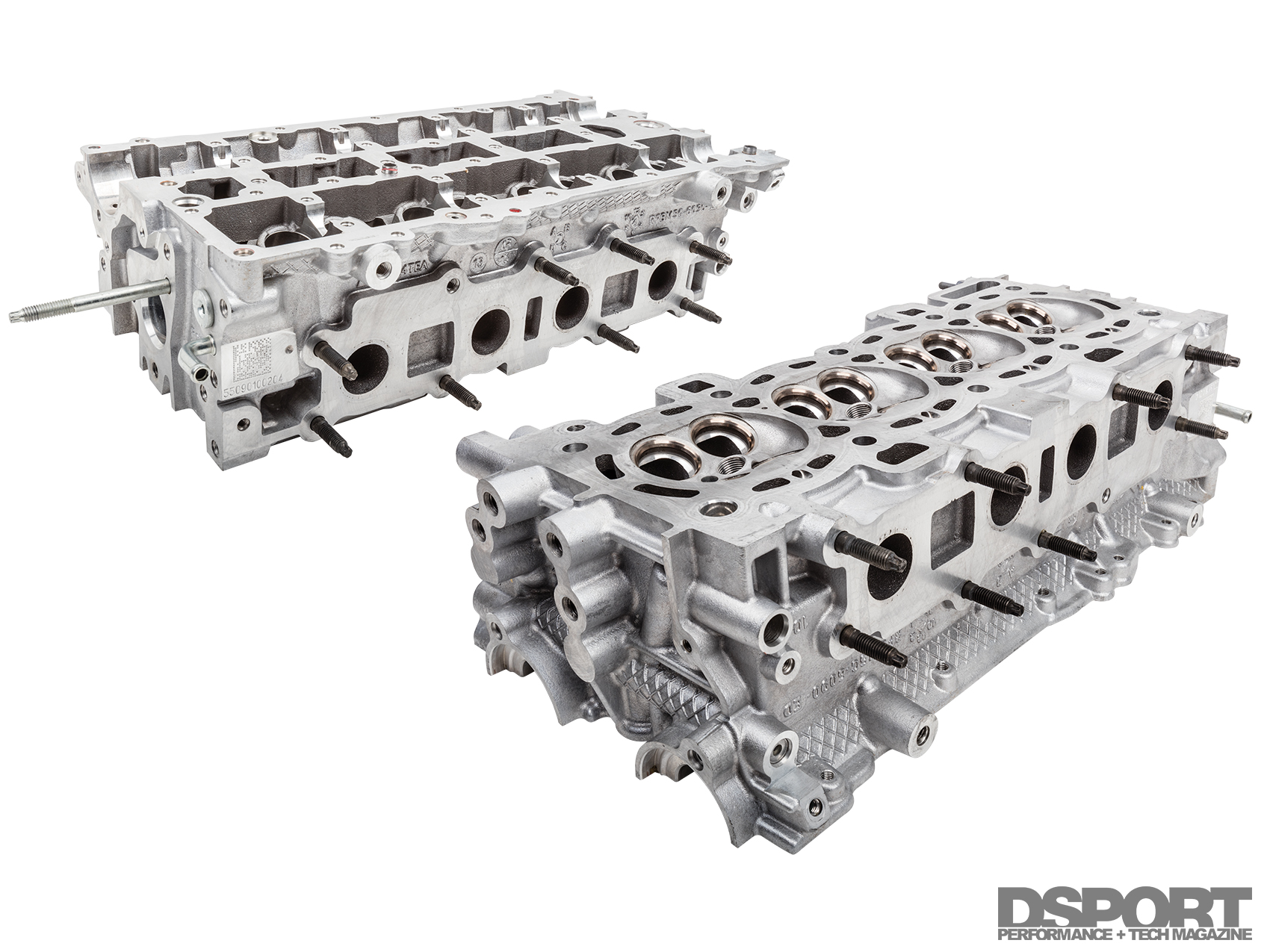 Ford Ecoboost 16l Analysis Turbo Direct Injection Ccvtc Injected Engine Diagram Cylinder Head For The
