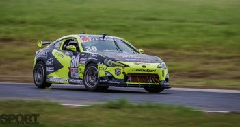 Michele Abbate - Supercharged Scion FR-S