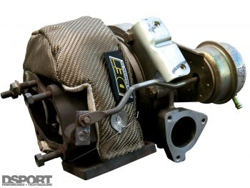 New turbo for the SR20