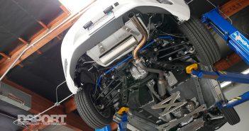Muffler and Intake for MX-5 Miata