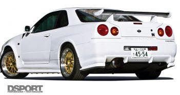 OS Giken Nissan R34 GT-R