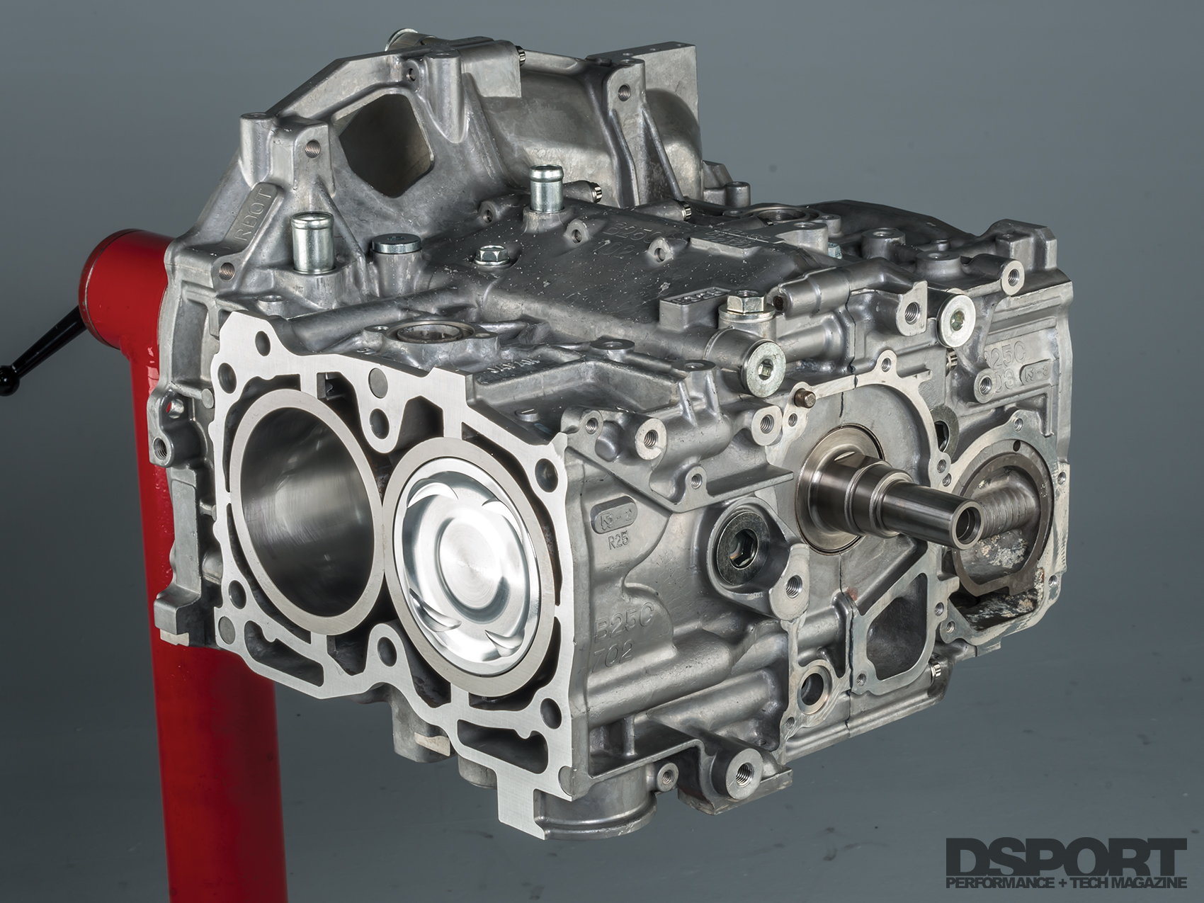 Subaru Ej257 Bottom End Breakdown Dsport Engine Diagram