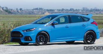 Improved Focus RS