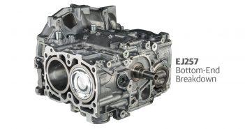 EJ257 Bottom End Breakdown