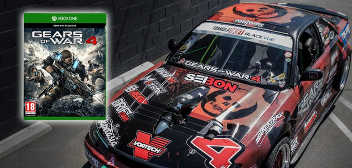 Win Gears of War 4 for Xbox One