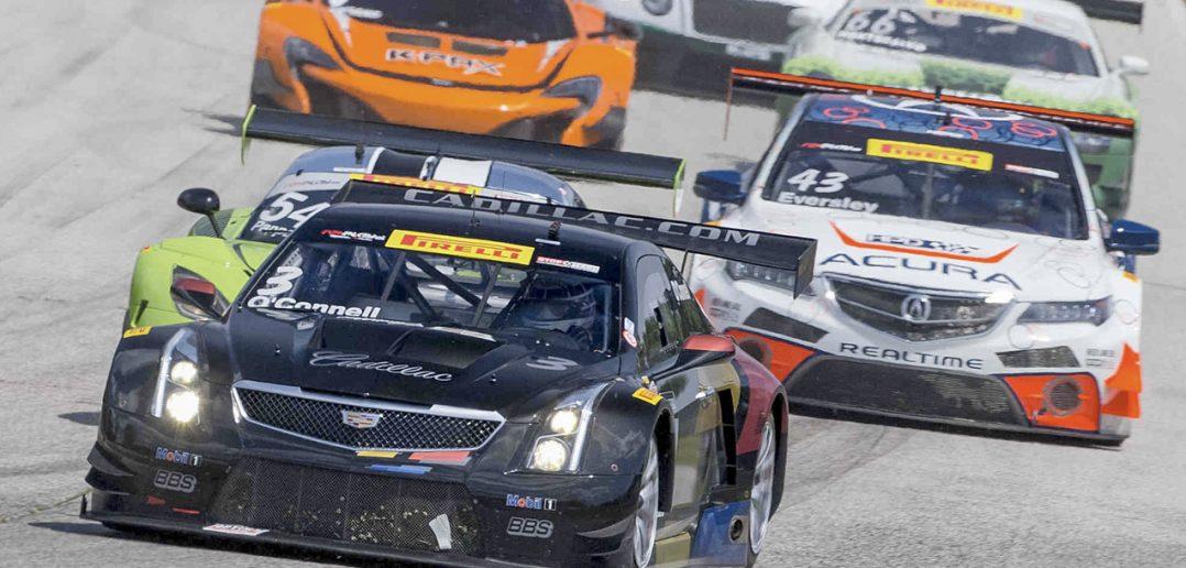 2016 Pirelli World Challenge Finals