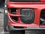 Precision turbo for the STM Impreza RS