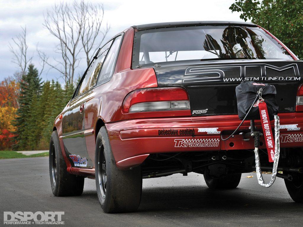 STM Impreza RS
