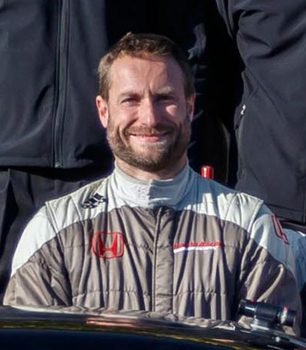 Aaron Hale at the 25 hours ofThunderhill