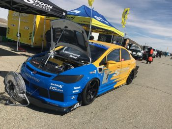 Boost Fest 2017 Spoon Civic