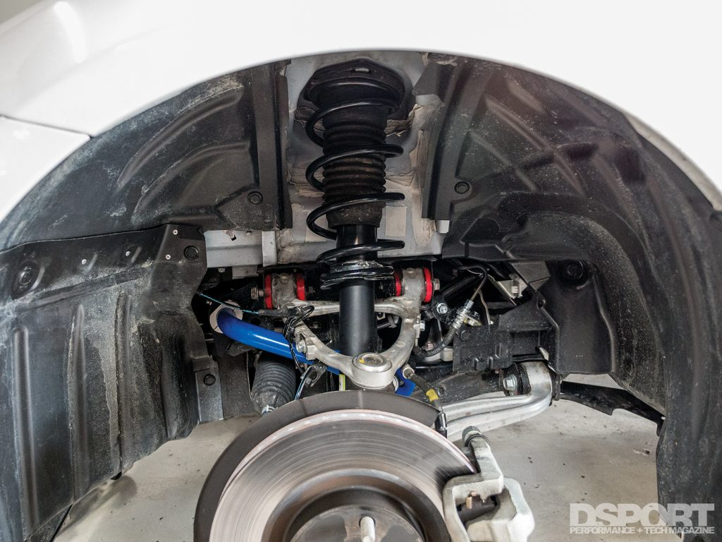 D'Garage MX-5 Track Improvements