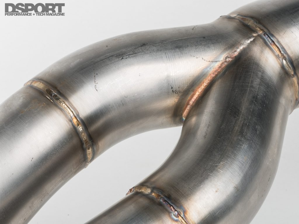 Toshi R34 GTR Downpipe