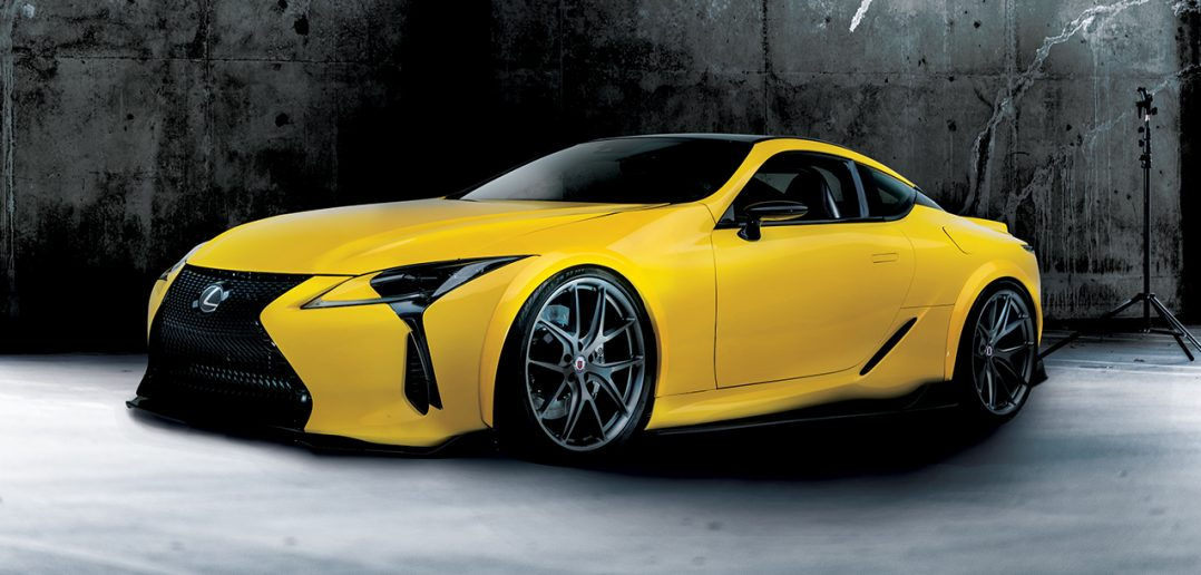 Lexus Lc560 525 Hp 5 6 Liter V8 10 Speed Automatic Lc 500