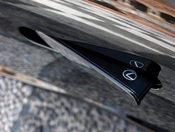 LC500 Door handle