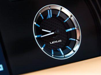 LC500 Clock