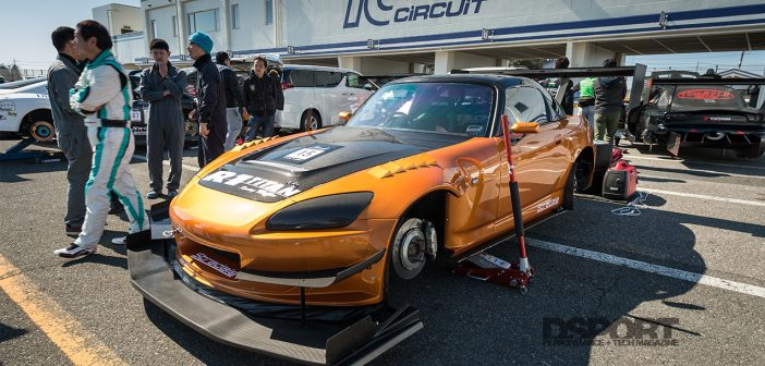 2017 Time Attack Challenge at Tsukuba