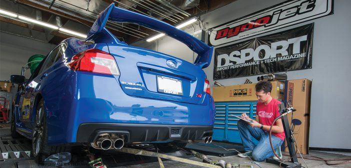 STI Exhaust Showcase Lead