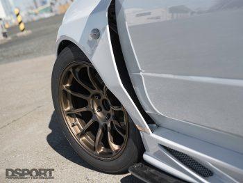 Garage G Force STI Wheel