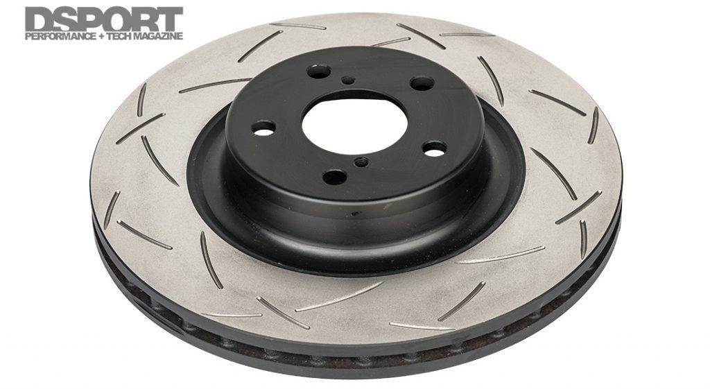 AEM AQ1 DBA rotors
