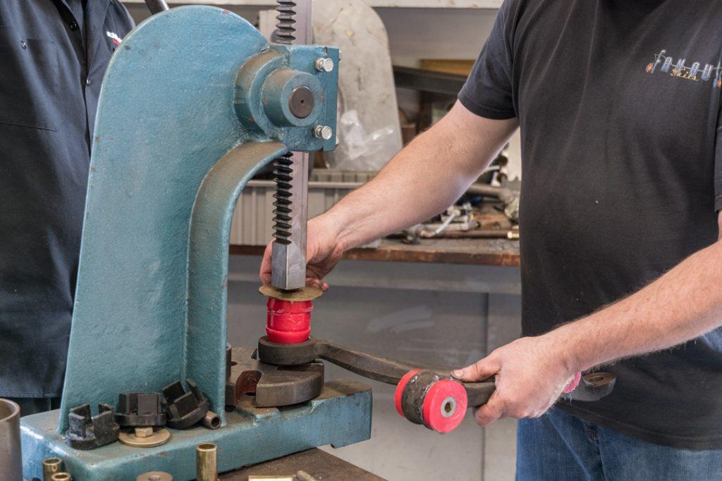 Energy Suspension arbor press