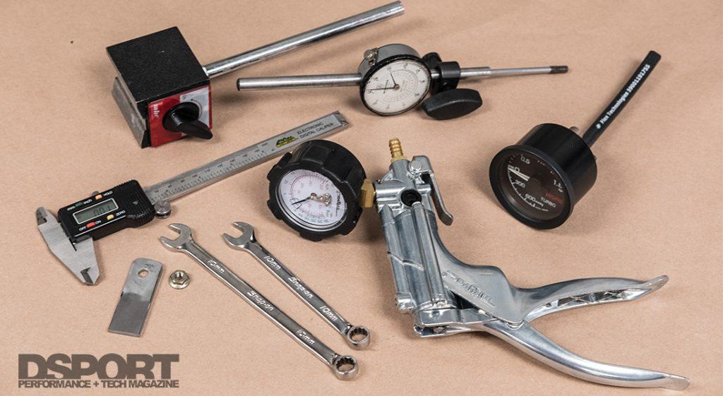 Wastegate Tools