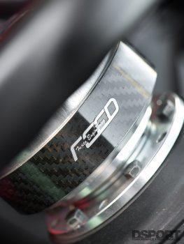 FEEDS RX7 Steering Wheel Hub