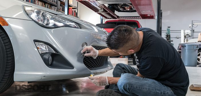 Automotive Touch Up Paint Lead