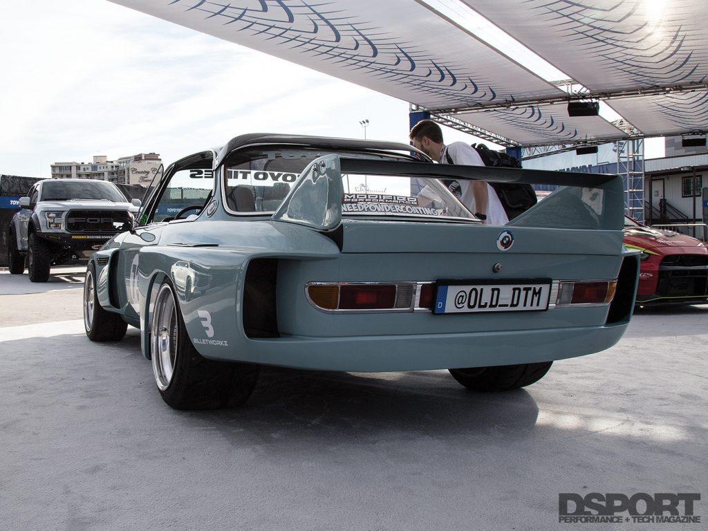 SEMA Swaps BMW