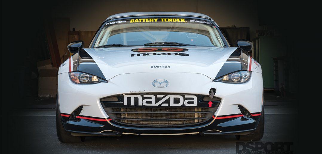 Mazda MX-5 Cup Car Lead
