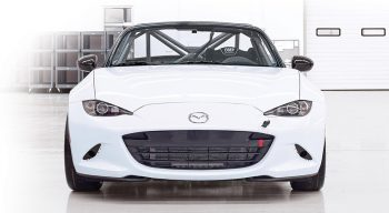 Mazda MX-5 Cup Car front