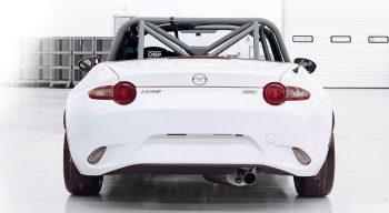 Mazda MX-5 Cup Car Rear
