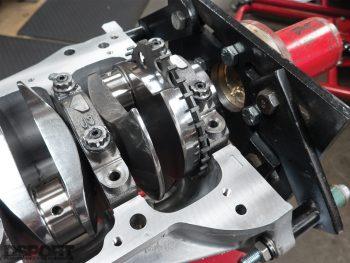 4B11 Blueprinting Crank