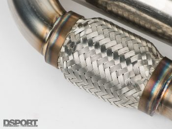 R35 HKS GT1000 Piping
